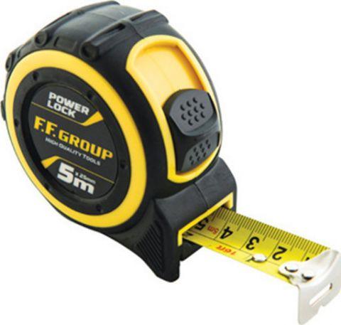 Μέτρο Ρολό Power Lock 5m*19mm FFGROUP(38264)