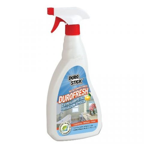 Ισχυρό Καθαριστικό Πολλαπλών Χρήσεων 750ml Durostick Durofresh(020620)