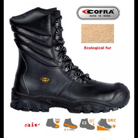 Μποτάκι Ασφαλείας Με Προστασία Από Ατσάλι COFRA(UK S3 CI SRC)