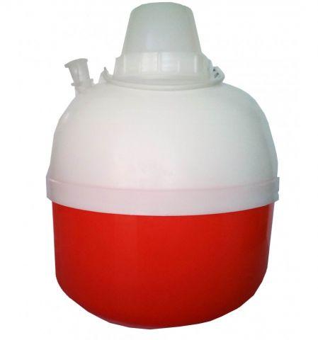 Θερμό Νερού Με Επένδυση 4Lit(101087)