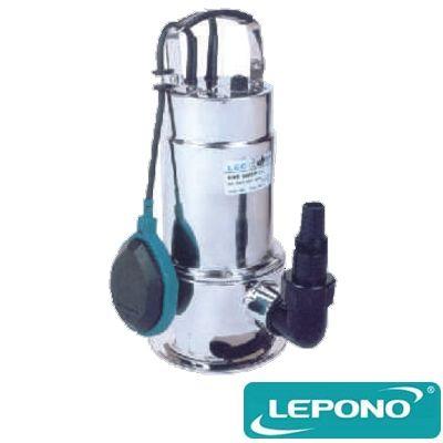 Υποβρύχια Ανοξείδωτη Αντλία Ακάθαρτων Υδάτων 1.3Hp LEPONO(XKS-1000S)