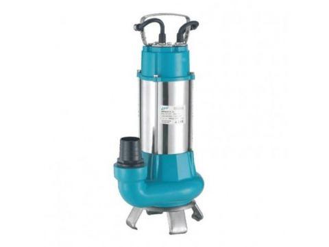 Υποβρύχια Αντλία Ακάθαρτων Υδάτων Inox 1.5Hp Lepono(XSP20-9)