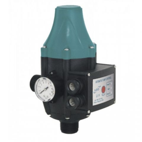 Ηλεκτρονικός Ελεγκτής Πίεσης Νερού Για Αντλίες Νερού LEO(PS-04B)