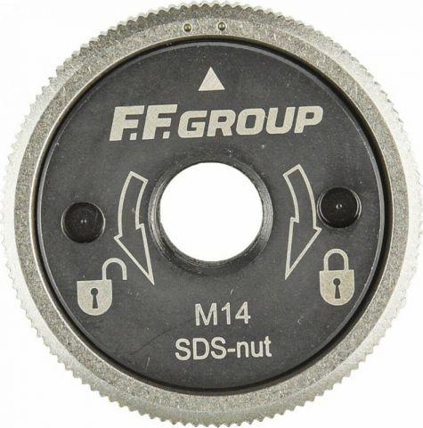 Παξιμάδι Ταχυσύσφιξης Μ14 Για Γωνιακούς Τροχούς FFGROUP(45935)