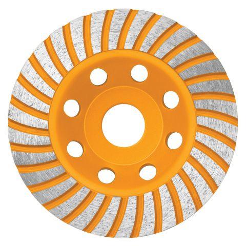 Δίσκος Λείανσης Δομικών 125mm INGCO(CGW011251)