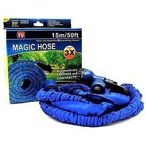 Έξυπνο Λάστιχο Ποτίσματος 15m Magic Hose(09-01-03-08-003)