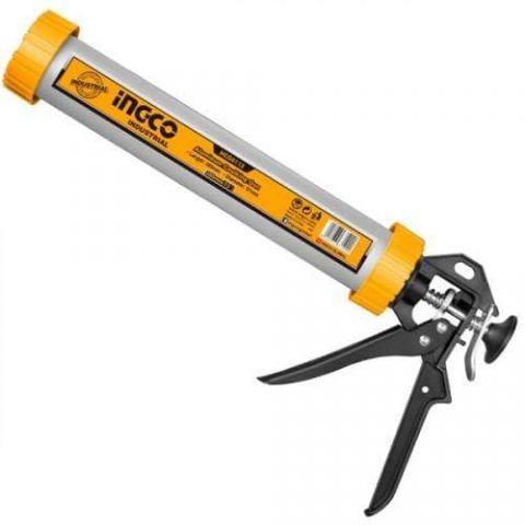 Επαγγελματικό Πιστόλι Σιλικόνης 380mm INGCO(HCG0115)