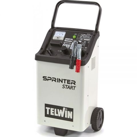 Φορτιστής Εκκινητής Μπαταριών 12/24V TELWIN SPRINTER 6000 START