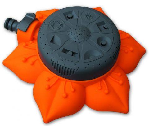 Μπέκ Με Πλαστική Βάση Σε Σχήμα Λουλουδιού BRADAS(GL8111PB)
