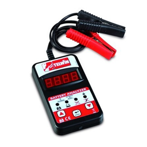 full_Digital-Battery-Tester