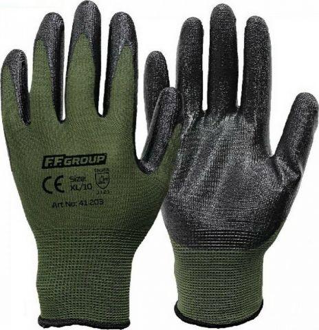 Γάντια Εργασίας Νιτριλίου FFGROUP(41200)