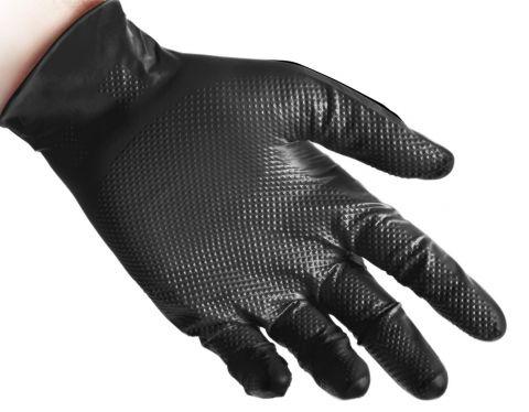 Γάντια Χοντρά Μαύρα 8,5gr Medium REFLEXX(N85)