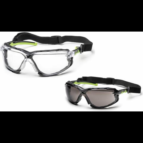 Γυαλιά Προστασίας Διάφανα Μαύρο Χρώμα ACTIVEGEAR(047198)