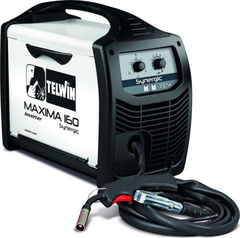 Ηλεκτροκόλληση Inverter Σύρματος Maxima 160 TELWIN(816085)