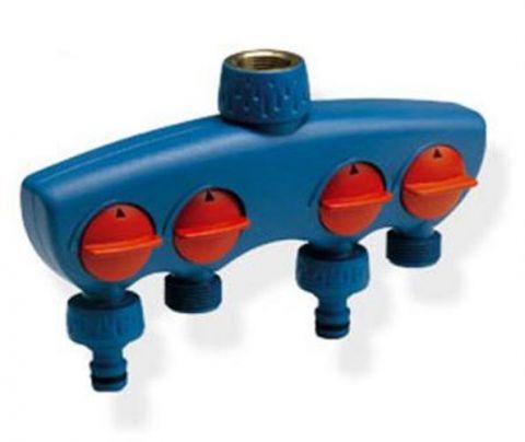 Διακλαδωτής Ροής Νερού 4 Οπών UNIFEX(620972)