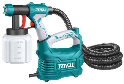 Ηλεκτρικό Πιστόλι Βαφής 500Watt TOTAL(TT5006)