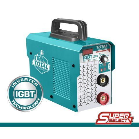 Ηλεκτροκόλληση 160A Inverter TOTAL(TW21602)