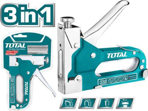 Ρυθμιζόμενο Καρφωτικο Χειρός 4-14mm TOTAL(THT31143)