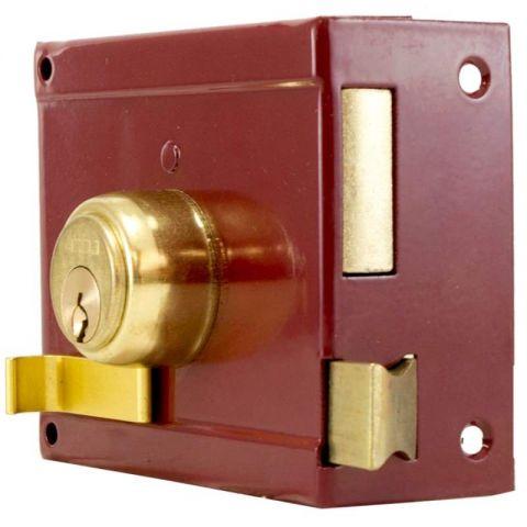 Κλειδαριά Κουτιαστή Δεξιά-Αριστερή INTER(760040R)