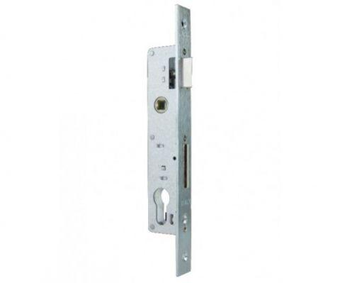 Κλειδαριά Πόρτας Αλουμινίου 25mm HUGO(60049)