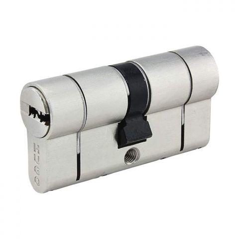 Κύλινδρος Υπερασφαλείας 80mm Με 5 Κλειδιά HUGO(60040)