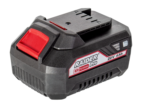 Ανταλλακτική Μπαταρία Λιθίου Για Όλα τα Εργαλεία RAIDER(131153)