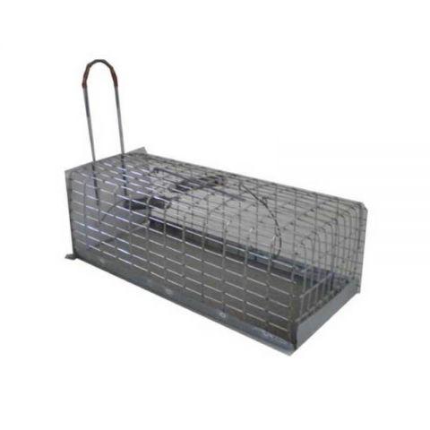 Παγίδα Κλουβί Για Ποντίκια Μεγάλη(0023)