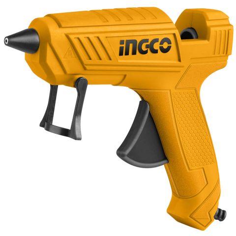 Πιστόλι Θερμής Σιλικόνης 100Watt INGCO(GG148)
