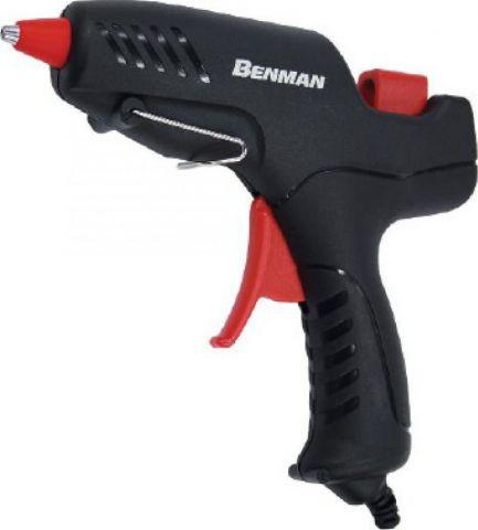 Πιστόλι Θερμής Σιλικόνης 55Watt BENMAN(70797)