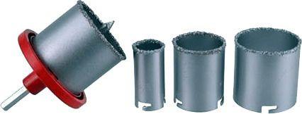 Σετ Ποτηροτρύπανα Πλακιδίων 4τμχ 33-53-67-73mm GEKO(G40000)