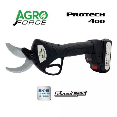 Agroforce Ψαλίδι Κλάδου Μπαταρίας Protech-400
