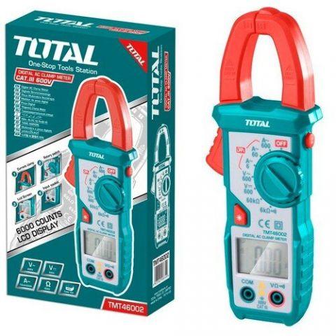 Ψηφιακή Αμπεροτσιμπίδα TOTAL(TMT46003)