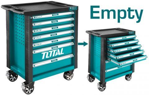 Επαγγελματικός Εργαλειοφόρος Χωρίς Εργαλεία TOTAL(THRC01071)
