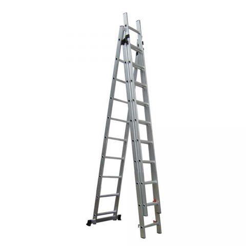 Σκάλα Τριπλή Αλουμινίου 3*14 10,64m OEM(3141060)
