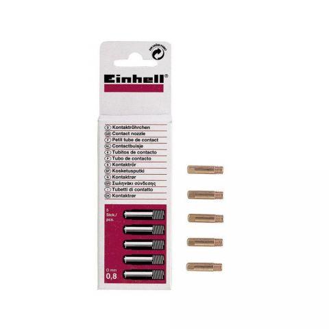 Σωληνάκι Επαφής 0,8mm Σετ 5 Τεμαχίων EINHELL(1576210)