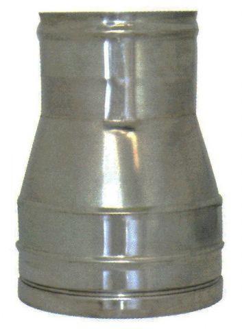 Συστολή Μπουριών Ανοξείδωτη Φ120(Αρσενικό)*130(Θηλυκό)