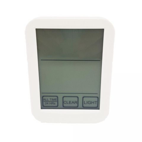 Ψηφιακό Θερμόμετρο-Υγρασιόμετρο OEM(12-02-01-05-008)