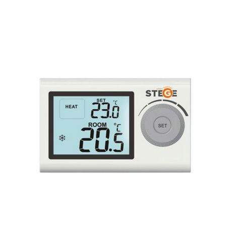 Θερμοστάτης Χώρου Ψηφιακός STEGE(SG100)