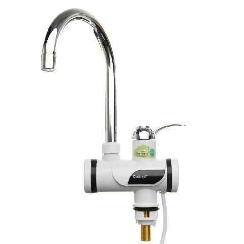 Βρύση Ρεύματος Για Άμεσα Ζεστό Νερό Με Οθόνη(20016-48)